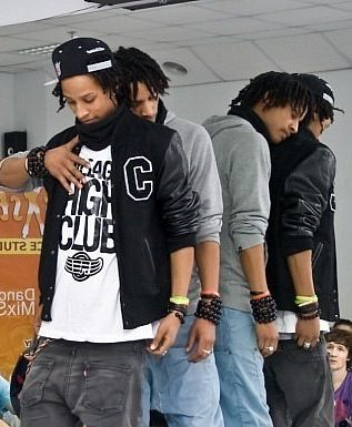 Les Twins Mother | Les Twins Love