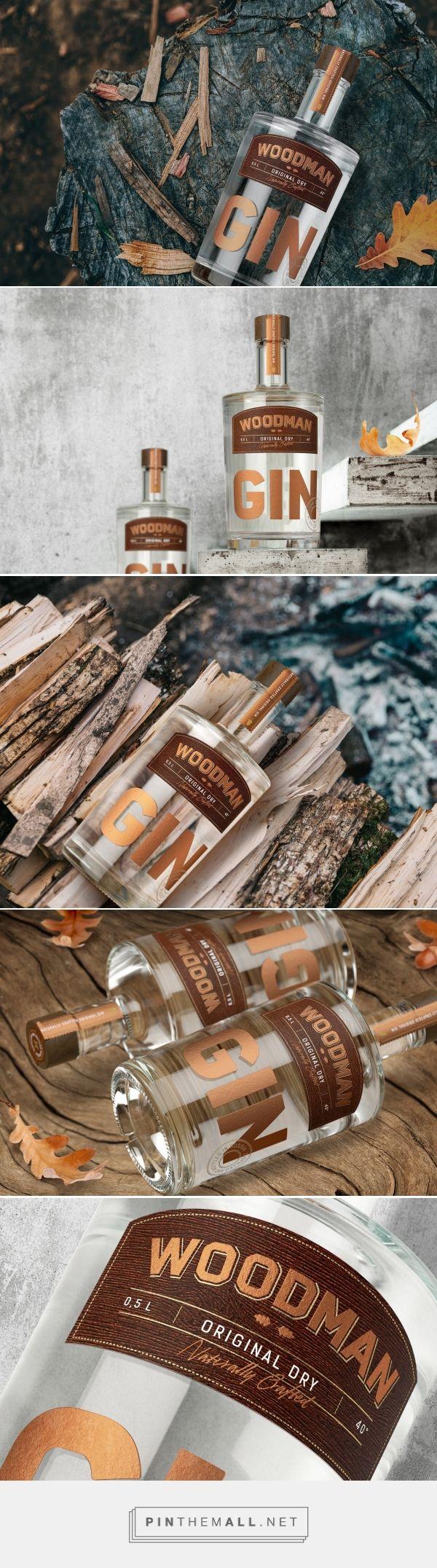 Woodman - Packaging of the World - Creative Package Design Gallery - http://www.packagingoftheworld.com/2017/11/woodman.html