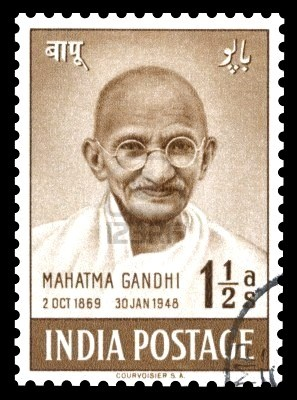 essay on mahatma gandhi wikipedia