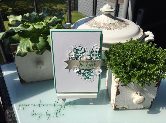 Paper-and-More : Zur Hochzeit
