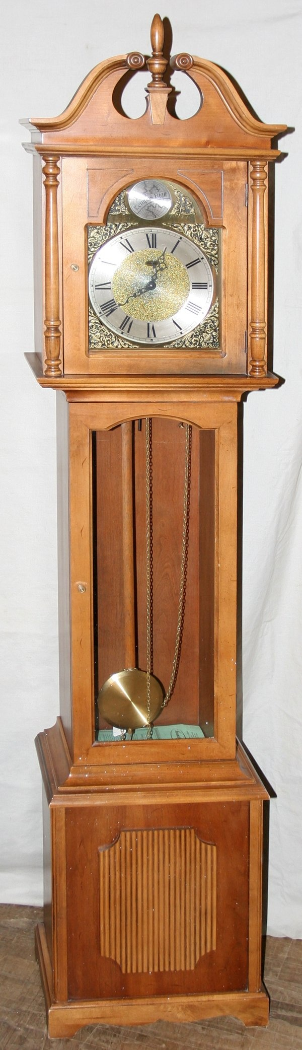 cambridge grandfather clock
