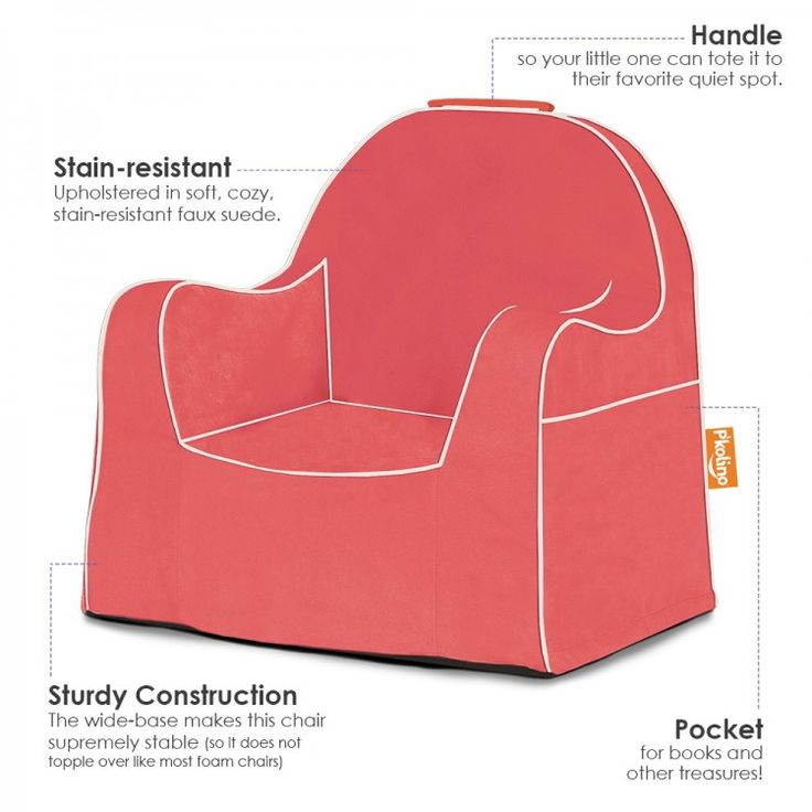 42 best The Best Toddler Chair - P'kolino Little Reader ...