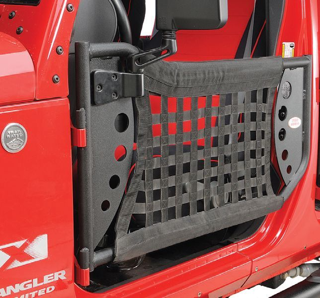 Body Armor 4x4 Front Trail Doors for 07-13 Jeep® Wrangler & Wrangler Unlimited JK