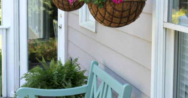 Behr Deckover Product Review | Summer porch, Mermaids and Painted chandelier