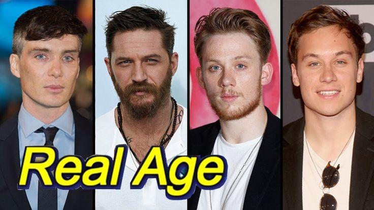 Real Age Of Peaky Blinders Actors