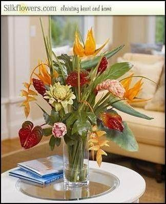 The 87 Best Images About Artificual Flowers On Pinterest Floral
