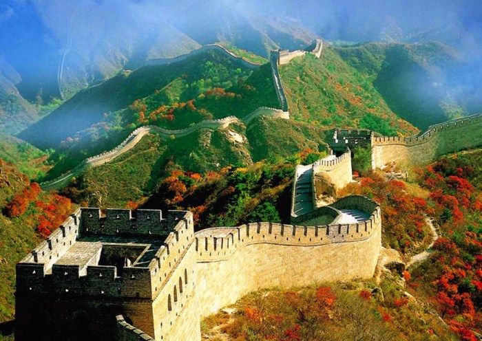 Resultado de imagem para grande muralha da china national geografic