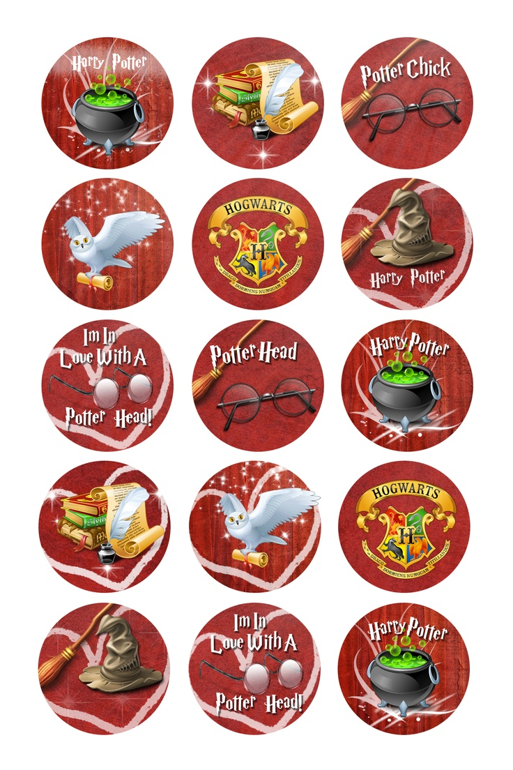Harry potter bottle cap images pinterest stickers for Pictures of bottle caps