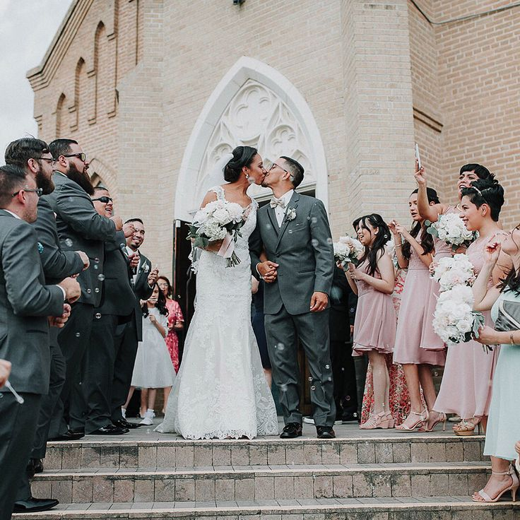"The Knot Real Weddings On Instagram: ""When It Came Time To"
