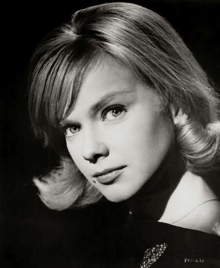 Anne Francis, Around The Time Of BRAINSTORM...1965.