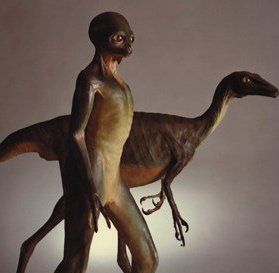 """Scientists Explain The Possible Existence Of Reptilian Humanoids ~~ One of the top Alien subject matters is the 'Reptilians' a well known leading Chemist has now controversially quoted that indeed the Reptilian species may not actual be Science Fiction, but perhaps Science FACT…. Well known and Famous chemist Ronald Breslow PhD has very recently released a paper (i.e. """"Could 'advanced' dinosaurs rule other planets"""") explaining the possibility that an ancient advanced Reptilian civilizations…"""