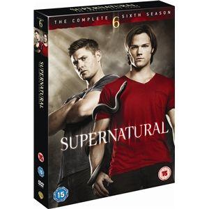 Supernatural: Season 6 Complete Box Set (6 Discs)
