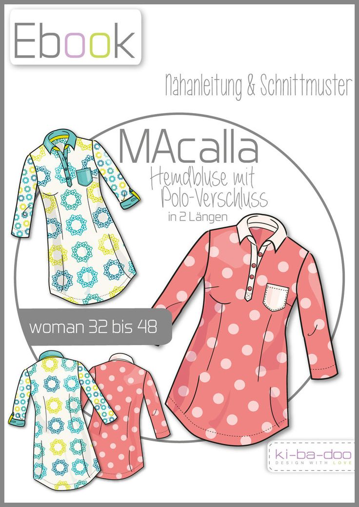 17 best Schnittmuster images on Pinterest | Sewing patterns, Hand ...