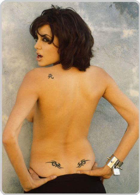 Angelina jolie tattoo nude
