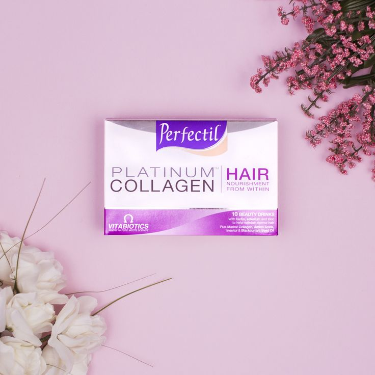 Ten days in to 2017 - who is still keeping up their resolutions? Give your hair extra support this cold January with our Perfectil® Platinum Collagen Hair drink with copper, which contributes to normal hair pigmentation. #FindYourPerfectil #Perfectil #Vitabiotics #CollagenDrink #HairCare #BeautyTips #BeautyGoals