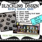 This product includes over 250 labels to help organize your classroom library. There are labels for genre, authors, series, guided reading levels, ...