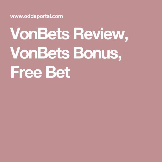 VonBets Review, VonBets Bonus, Free Bet