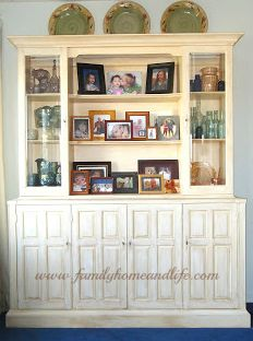 103 best China Cabinet Styling / Hutch Styling images on Pinterest ...