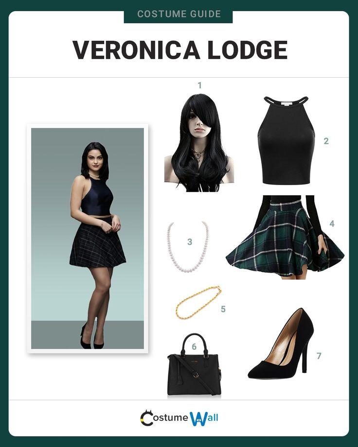 dress like veronica lodge from riverdale  riverdale