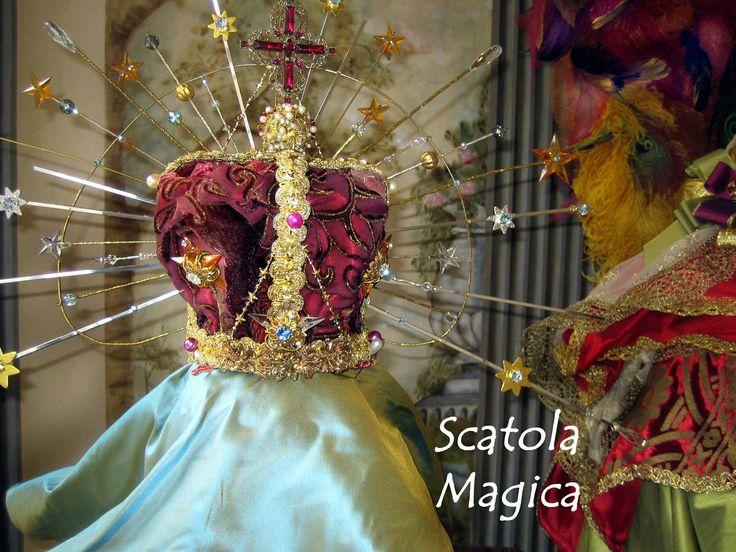 Corona fantasia, by Scatola Magica