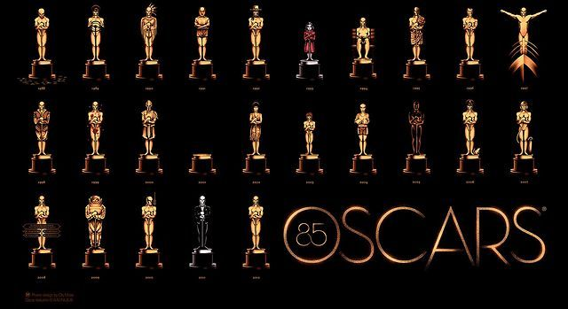 Academy Awards: Best Picture Oscar Winners. Retrospective in anticipation of the 85th Academy Awards Conceived and Edited by Nelson Carvajal...