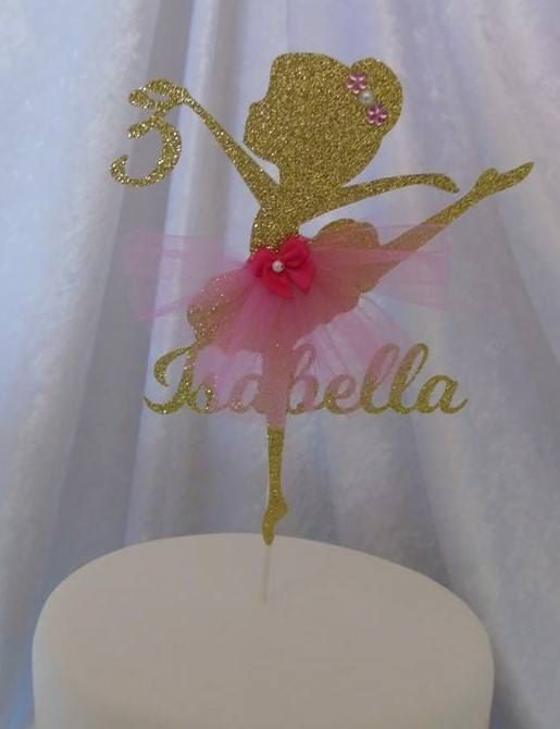 Best 25 ballerina centerpiece ideas on pinterest for Ballerina cake decoration