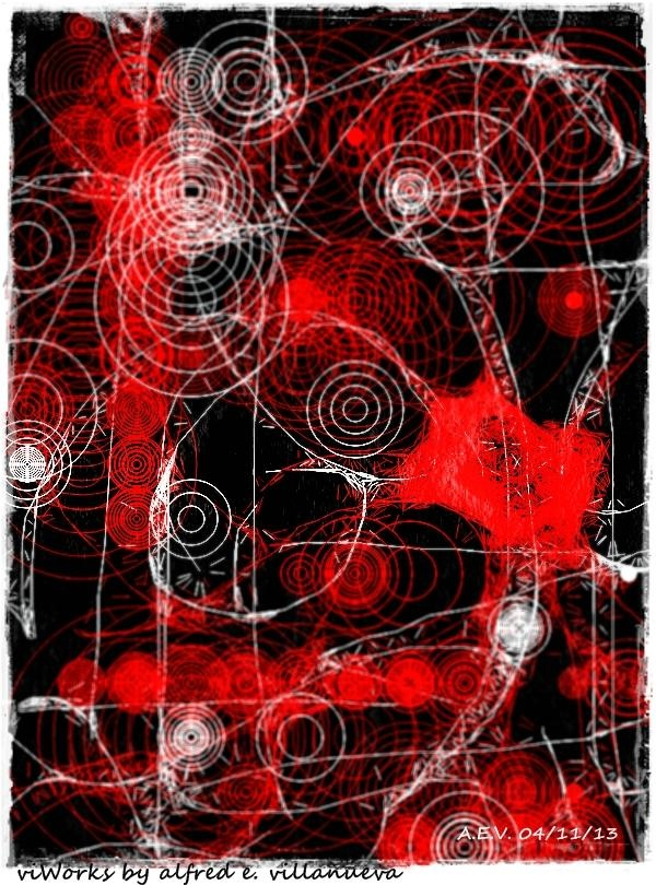 Heart  - Digital Art by alfred villanueva in viWorks Free Hand (April 2013 Edition) at touchtalent