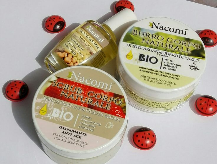 Nacomi,natural cosmetic 😍