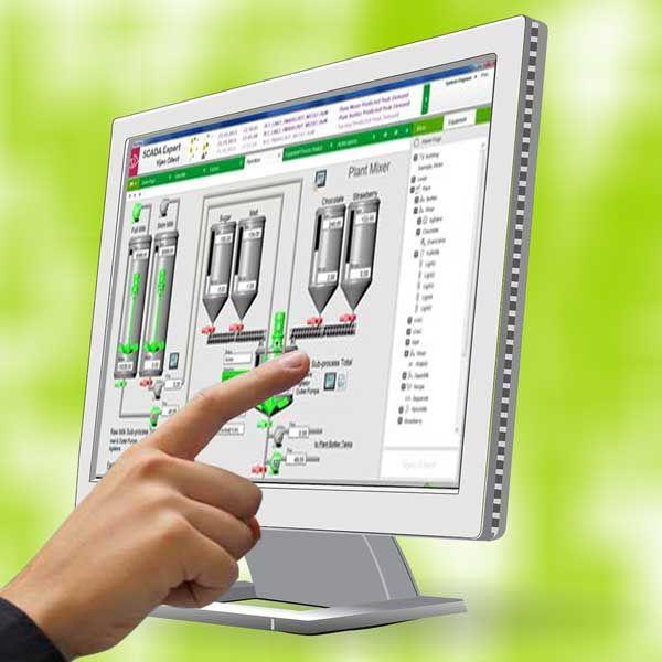 SCADA Expert Vijeo Citect Software Application to increase efficiency ratio inventory turnover