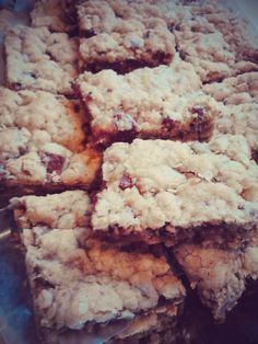 April's Country Life: Davy Crockett Cookie Bars
