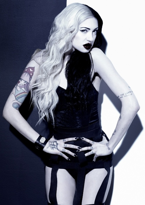 Porcelain Black... Love