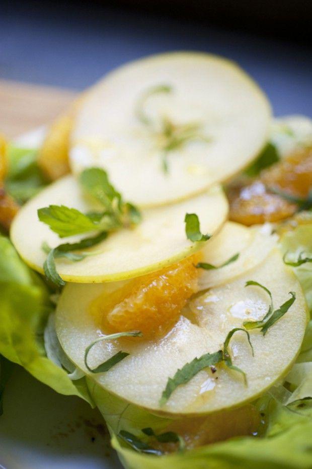 apple pear fennel salad | Salads | Pinterest