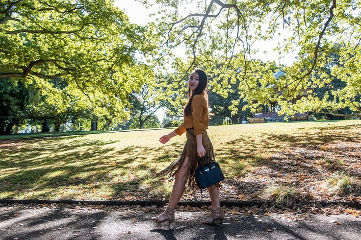 Suede Brown on Brown  Outfit ootd fashion style streetstyle