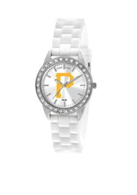 Game Time  Frost Pittsburgh Pirates P Logo Watch