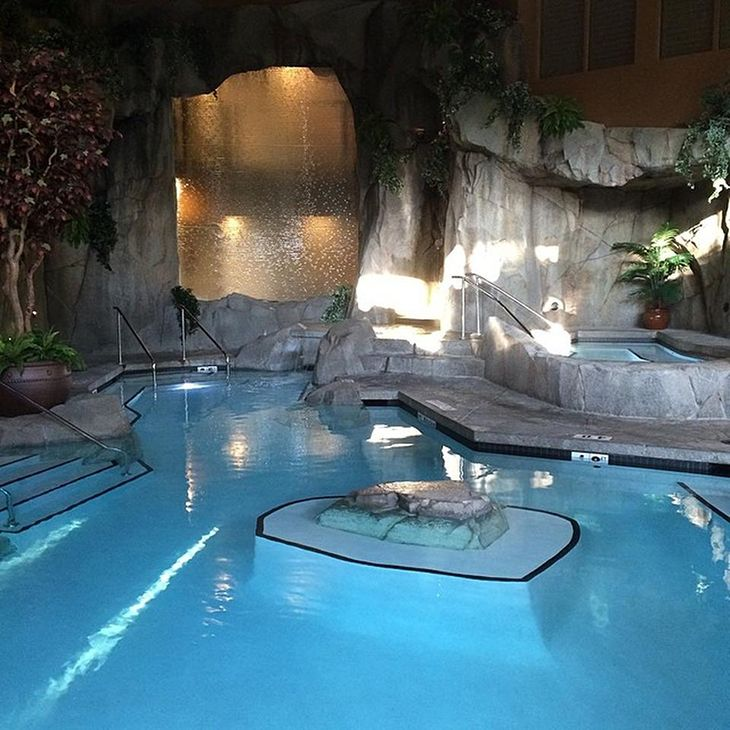 Swimming Pool Minerals : Ideas about grotto pool on pinterest pools
