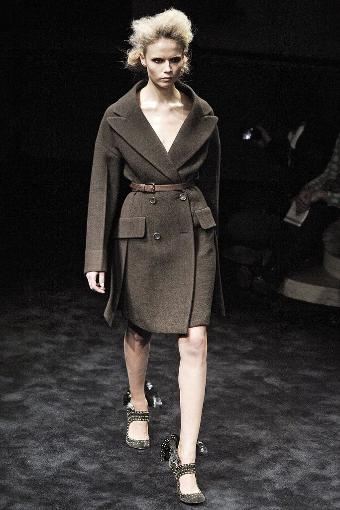 Prada - Fall 2009 Ready-to-Wear - Look 15 of 41