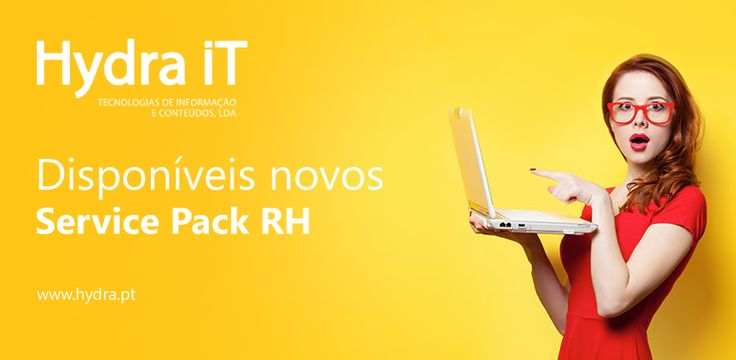 O add-on de Recursos Humanos tem novidades!www.hydra.pt #microsoft #rh