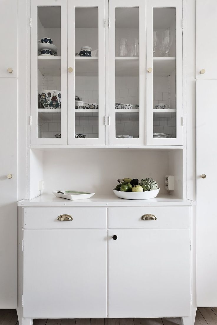 Las 25 mejores ideas sobre aparador antiguo en pinterest - Aparadores de cocina ...
