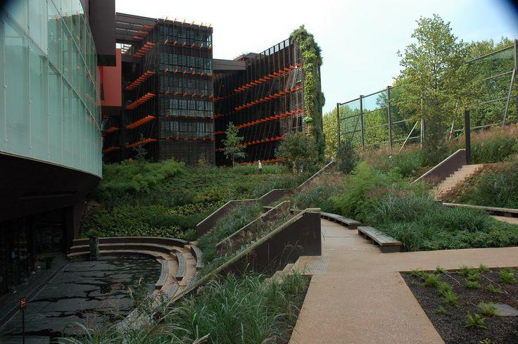 Jardin de Quay Branly 5