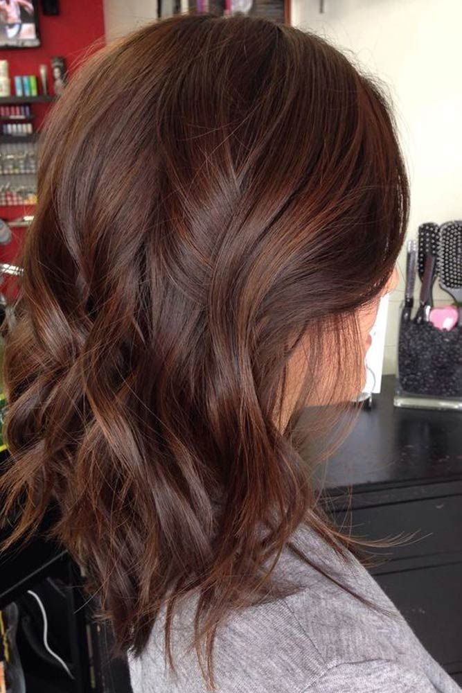 Hair Color Caramel Brown picture1