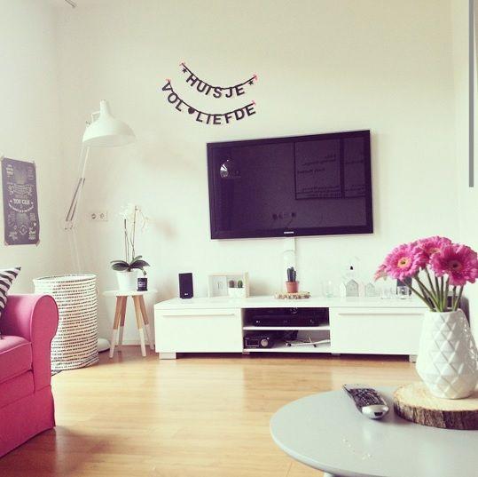 #Wordbanner #tip: #Huisje vol #liefde - Buy it at www.vanmariel.nl - € 11,95