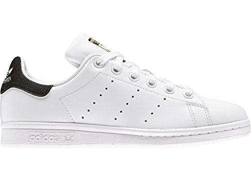 adidas Stan Smith J, Sneakers Basses Mixte Enfant: – Style : casual, fashion, rétro, sport – Coupe : étroite, coupe basse – Fermeture :…