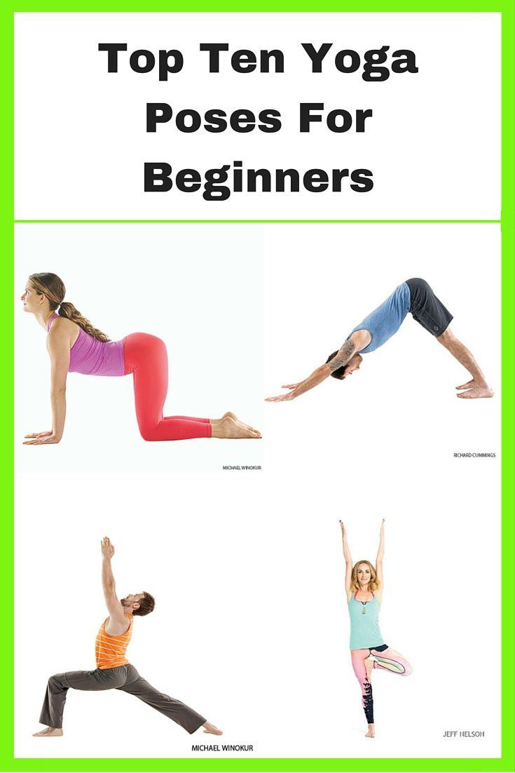 Top Ten Yoga Poses For Beginners