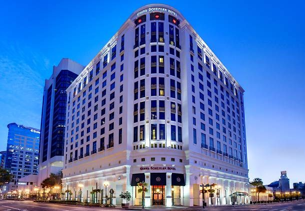 Grand Bohemian Orlando. The Autograph Collection by Marriott features unique and historic hotels