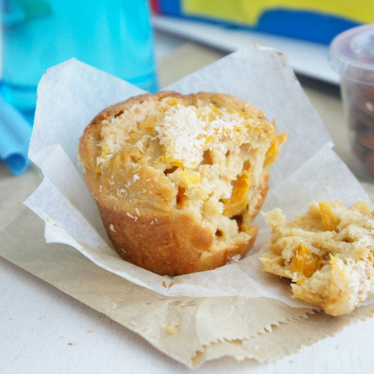 Get these Apricot Muffins by shonelrick into you STAT!
