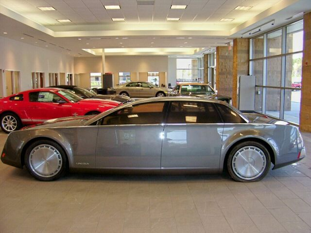 Here's your chance to own the 1995 Lincoln Sentinel Concept (Ford Lincoln Mercury's private collection car), which is up for sale on eBay. Description from speedflux.com. I searched for this on bing.com/images