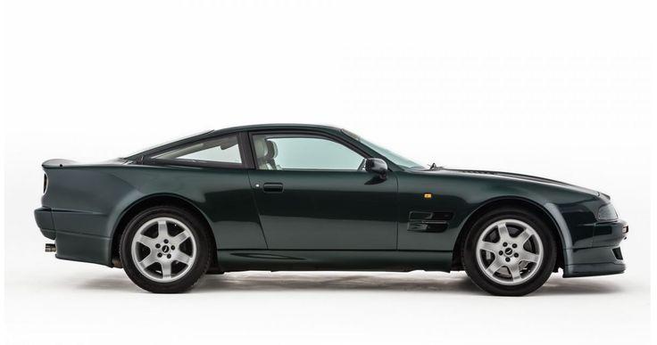 Aston Martin Vantage v550 1994