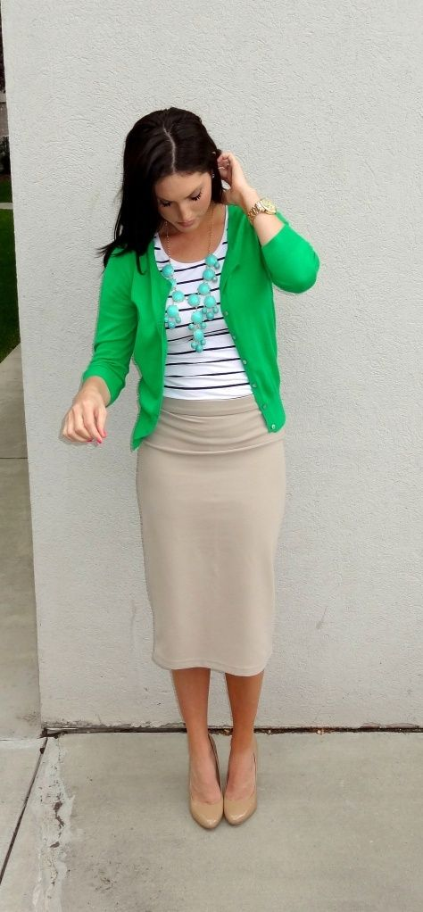 Cute spring outfit - Karen Women Fashion Clothing