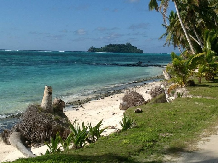 Rotuma, noa'tau side of the island.