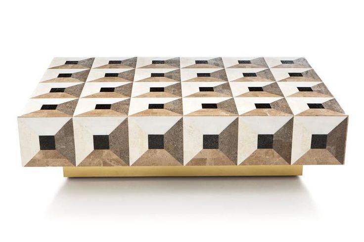 Mozaik asztal